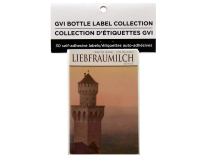 SPECIAL OFFER - GVI Printed Wine Sticker Labels - Liebfraumilch