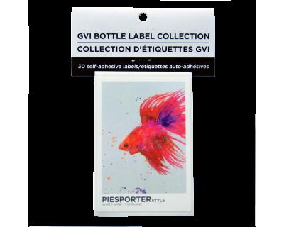 GVI Sticker Labels - Piesporter