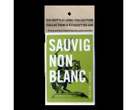 GVI Printed Wine Sticker Labels - Sauvignon Blanc