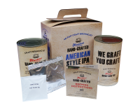 SPECIAL OFFER - Muntons Hand Crafted 3.5kg - American Style IPA - Dented Tins
