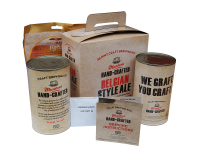 SPECIAL OFFER - Muntons Hand Crafted - Belgian Style Ale - 40 Pint Ingredient Kit - Damaged Box