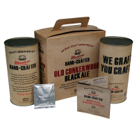 SPECIAL OFFER - Muntons Hand Crafted Old Conkerwood Black Ale - 40 Pint Ingredient Kit - Expired BBE