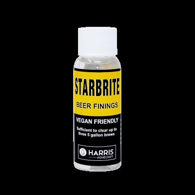 Starbrite Beer Finings 30ml - GMO Free Suitable For Vegans