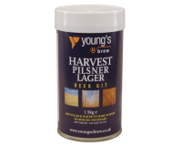 Youngs Harvest 1.5kg - Pilsner Lager