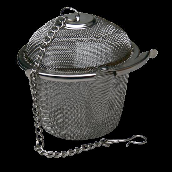 6cm Stainless Steel Hopping Ball Diffuser