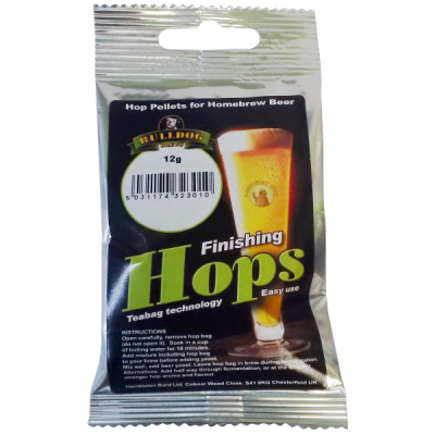 Finishing Hop Pellets - Challenger - 12g pack