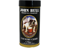 SPECIAL OFFER - John Bull Country Cider - 40 Pint Ingredient Kit - Dented Tin
