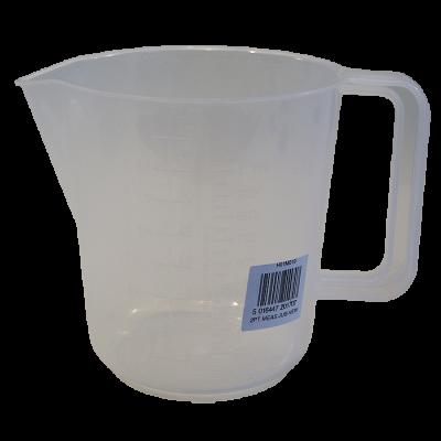 1 litre / 2 Pint Plastic Jug