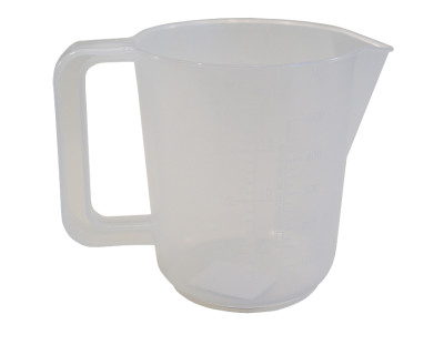 500ml / 1 Pint Plastic Jug