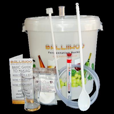 Balliihoo Basic Homebrew Starter Equipment Kit