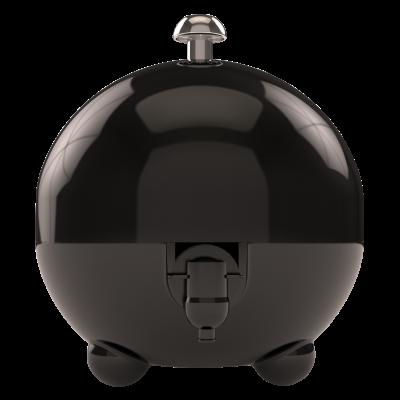 Laboul Designer Bag In Box Wine Dispenser - 5 Litre Maxi - Glossy Black