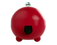Laboul Designer Bag In Box Wine Dispenser - 5 Litre Maxi - Glossy Red