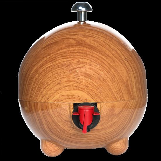 Laboul Designer Bag In Box Wine Dispenser - 3L The Wood