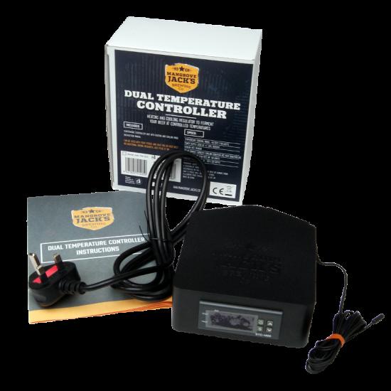 Mangrove Jacks - Dual Temperature Controller (UK Version)