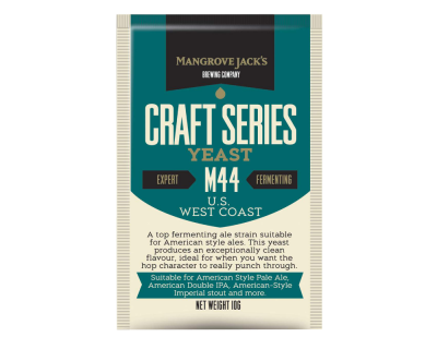 Mangrove Jacks M44 West Coast Ale Yeast