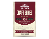 Mangrove Jacks M54 Californian Lager Yeast