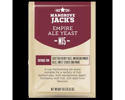 Mangrove Jacks M15 Empire Ale Yeast