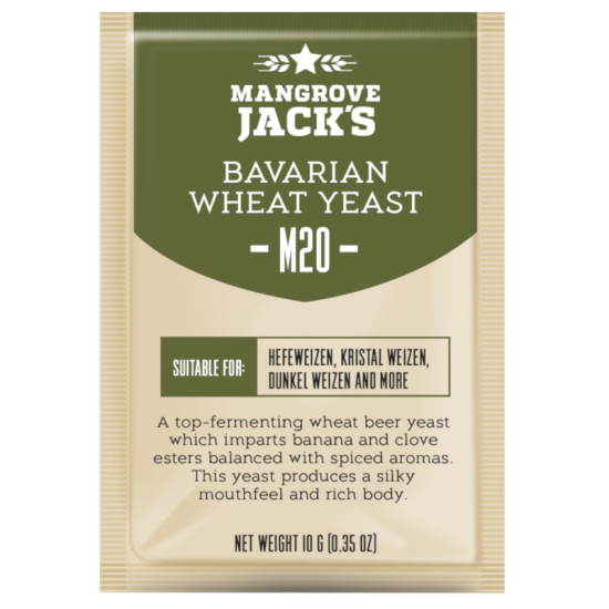 Mangrove Jacks M20 Bavarian Wheat Yeast