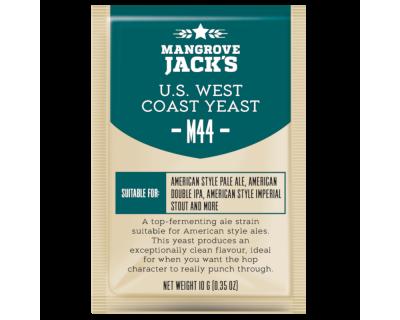 Mangrove Jacks M44 West Coast Ale Yeast