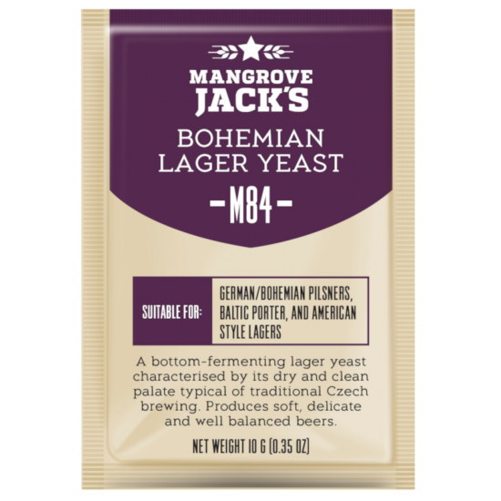 Mangrove Jacks M84 Bohemian Lager Yeast