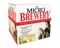 SPECIAL OFFER - Youngs Micro Brewery - American IPA - 40 Pint Starter Set