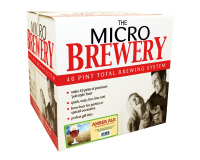 SPECIAL OFFER - Youngs Micro Brewery - American Amber Ale - 40 Pint Starter Set