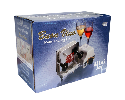 Buon Vino Mini Jet - Electric Wine & Beer Filter
