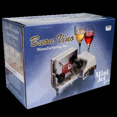 Buon Vino Mini Jet - Electric Wine & Beer Filter