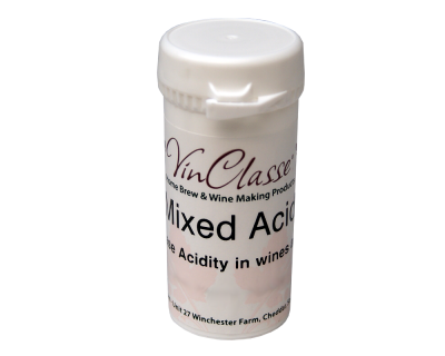 VinClasse Mixed Acid - 50g Tub