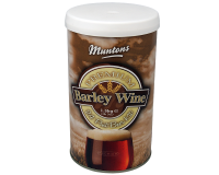 SPECIAL OFFER - Muntons Barley Wine - 24 Pint Beer Kit - Dented Tin