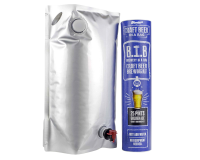 Brewery In A Bag Craft Beer Brewing Kit - Golden Ale