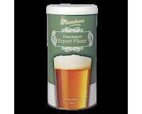SPECIAL OFFER - Muntons Connoisseurs - 40 Pint Ingredient Kit - Export Pilsner - Dented Tin