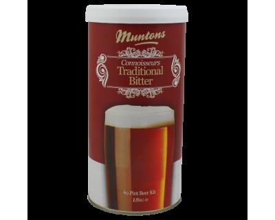 Muntons Connoisseurs 1.8kg - Traditional Bitter