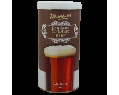 Muntons Connoisseurs 1.8kg - Yorkshire Bitter
