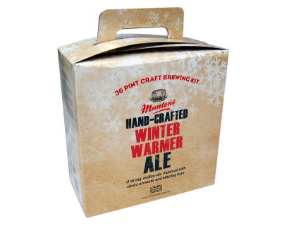 Muntons Hand Crafted - Winter Warmer Christmas Ale