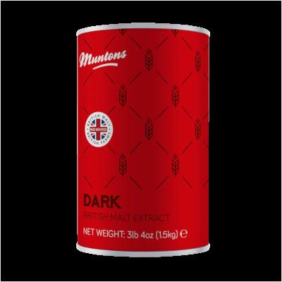 Muntons Liquid Malt Extract - LME - 1.5kg - Dark