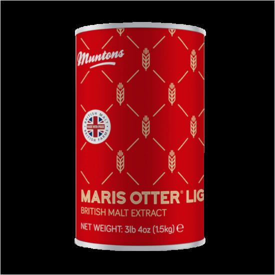 Muntons Liquid Malt Extract - LME -1.5kg - Maris Otter Light