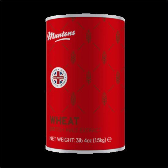 Muntons Malt Extract - LME -1.5kg - Wheat