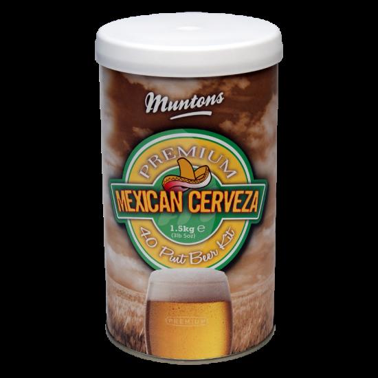 Muntons Premium 1.5kg - Mexican Cerveza