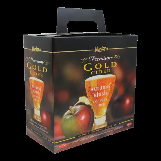 Muntons Premium Gold - Autumn Blush Cider