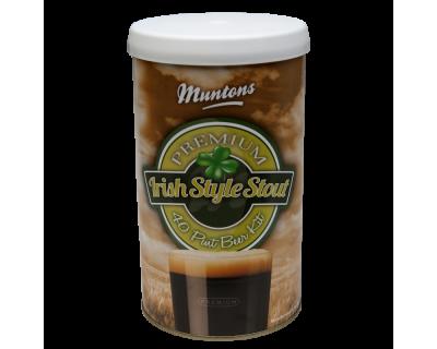 Muntons Premium 1.5kg - Irish Stout