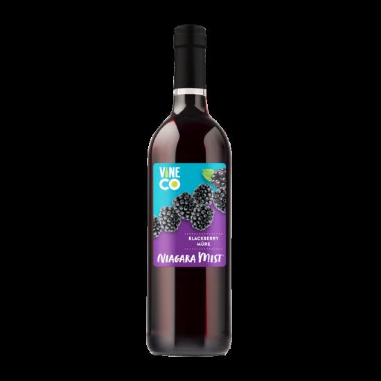 Niagara Mist 30 Bottle Light Wine Ingredient Kit - Blackberry