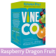 Niagara Mist 30 Bottle Light Wine Ingredient Kit - Raspberry Dragon Fruit