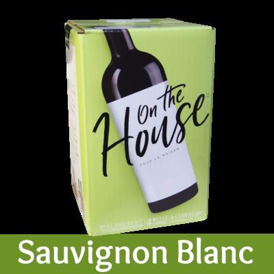 On The House - 30 Bottle Wine Ingredient Kit - Sauvignon Blanc
