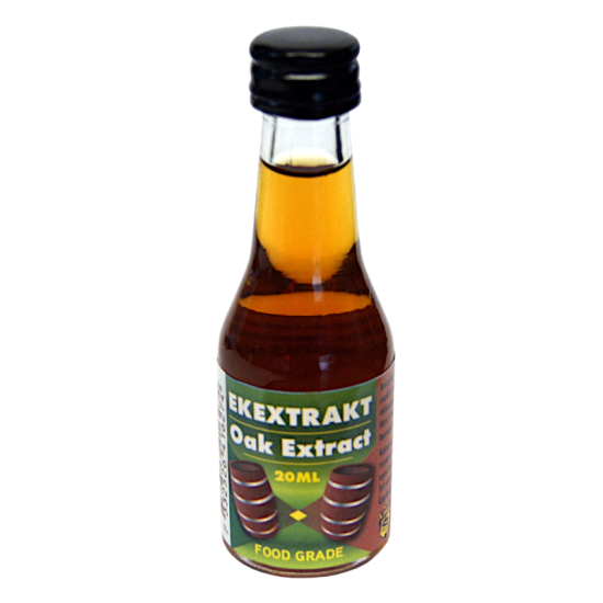 Liquid Oak Extract For Wine And Spirits - 20ml