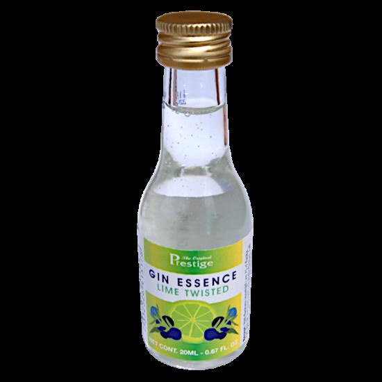 Original Prestige 20ml Lime Twisted Gin Essence