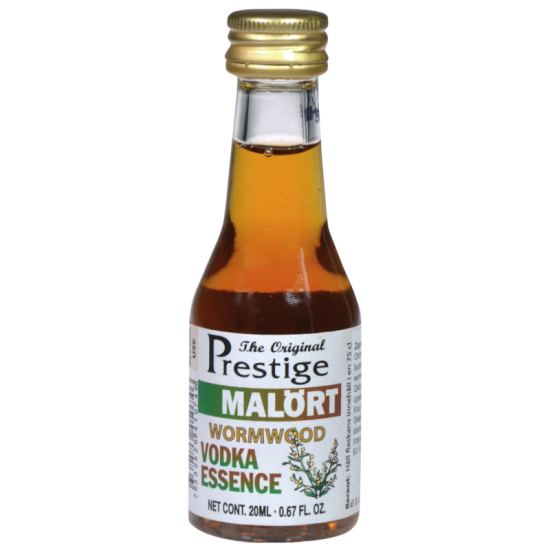 SPECIAL OFFER - Prestige 20ml Malort Wormwood Vodka Essence - End Of Line
