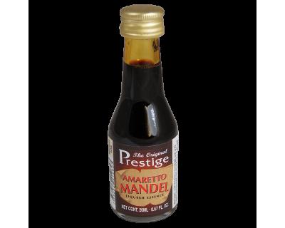 Original Prestige 20ml Amaretto Mandel Liqueur Essence