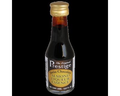 Original Prestige 20ml Swiss Chocolate Almond Liqueur Essence