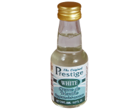 SPECIAL OFFER - Prestige 20ml White Creme De Menthe Peppermint Liqueur Essence - Short BBE